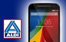 Aldi Nord Moto G Smartphone