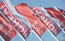 CeBIT-Flaggen