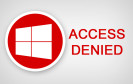 Windows Access Denied