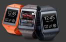 Samsung Galaxy Gear Smartwatch mit Werbung