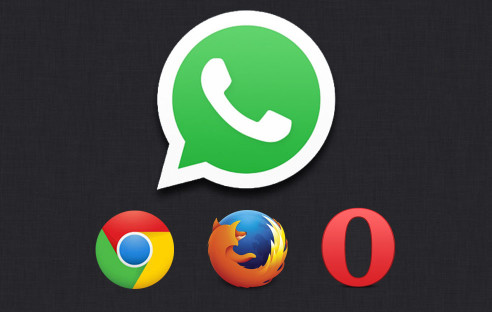 Whatsapp mit Chrome, Firefox, Opera