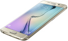 Samsung Galaxy S6 Edge liegend