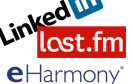 Passwort-Klau bei LinkedIn, eHarmony und Last.fm
