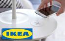IKEA Möbel Qi-Aufladetechnik