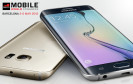 Das neue Samsung S6 Edge auf dem Mobile World Congress 2015