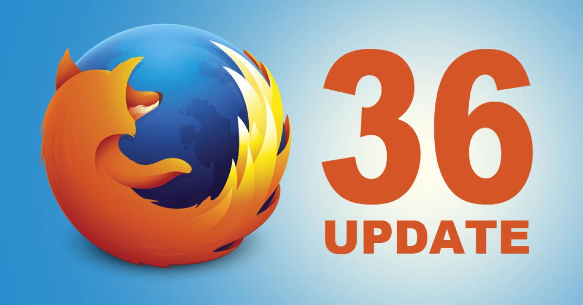 Dringendes Firefox Update
