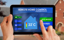 Smart Home auf dem Tablet