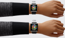 Die zwei Gehäusegrößen der Apple Watch