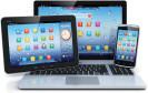 Notebook, Tablet und Smartphone