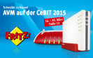 AVM Fritzbox CeBIT
