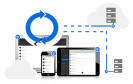 Smartphone-, Tablet-, PC-Sync in der Cloud