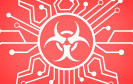 Virus Malware Schaltkreis
