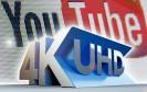 4k-UHD-Logo und Youtube-Logo