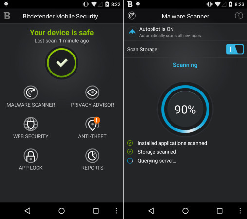 Bitdefender - Mobile Security