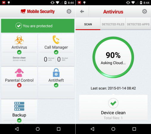 BullGuard - Mobile Security