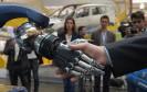Mensch und Maschine auf der Hannover Messe