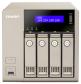 Der Netzwerkspeicher TVS-463 eignet sich laut QNAP als umfassende KMU-Speicherlösung ebenso gut wie als Herzstück einer privaten Unternehmens-Cloud.