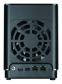 Das kleine D-Link ShareCenter DNS-340L NAS verbrauchte im Betrieb nicht mehr als 33,5 Watt. Es lief damit am stromsparendsten.