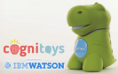 Intelligenter Spielzeug-Dino