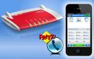 AVM FRITZ!App Fon für Android-Smartphones und Tablets