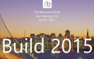 Microsoft Build-Konferenz 2015