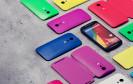 Motorola Moto G mit bunten Cases