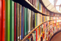 Wissen in einer Bibliothek