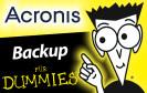 """Kostenloses E-Book """"Backup für Dummies"""" von Acronis"""