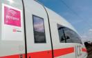 ICE-Zug mit WLAN-Hotspot