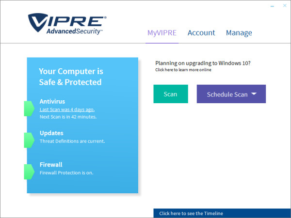 VIPRE Security VIPRE AdvancedSecurity