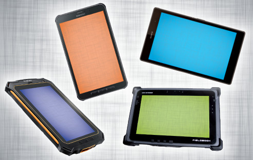 4 robuste Tablets mit Windows & Android im Test