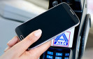 Smartphone Mobile Payment bei Aldi