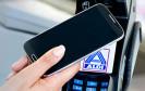 Smartphone Mobile Payment bei Aldi