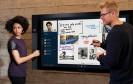 Surface Hub mit Großbildschirm