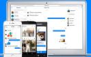 Facebook App auf verschiedenen Geräten