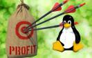 Profite mit Linux