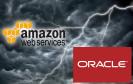 Preiskampf zwischen Oracle und Amazon AWS