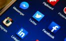 App-Übersicht mit Facebook Messenger