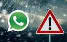 Warnung vor Whatsapp Elegant Gold