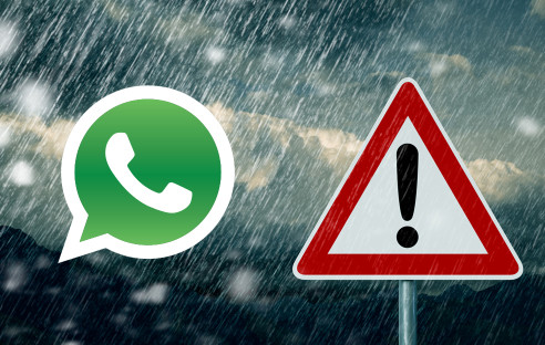Warnung Whatsapp