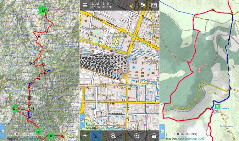 locus map free iphone