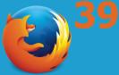Firefox 39 Logo