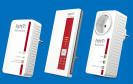 AVM Fritzbox Powerline-Adapter & WLAN Repeater