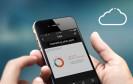 Box-Cloud auf dem Smartphone