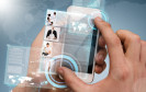 Smartphone mit visionären Anwendungen
