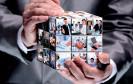 Zauberwürfel mit Szenarien der Digitalen Transformation