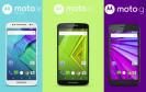 Motorola Moto X Style, Moto X Play, Moto G