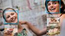 Zusatzinformationen einblenden: Eine Gesichtserkennung kann wie hier die Namen von Personen und deren Vorlieben einblenden, ....
