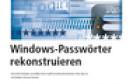 So bekommen Sie Ihr Windows-Passwort wieder