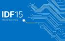 Intel IDF15 in Shenzhen